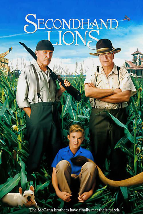 Nonton anime Secondhand Lions (2003)