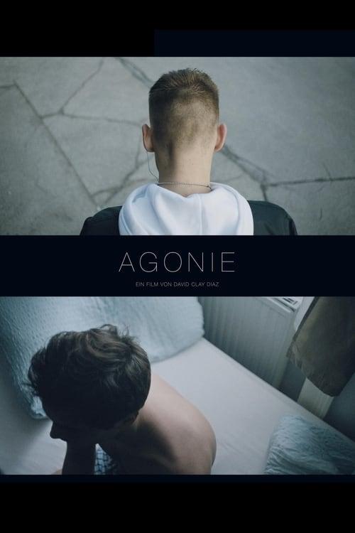 Poster von Agonie