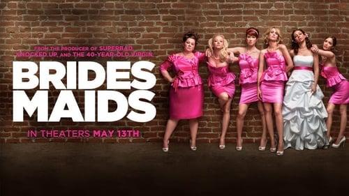 Bridesmaids (2011) Subtitle Indonesia