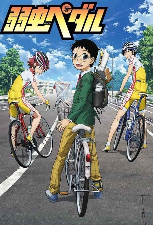 Yowamushi Pedal Season 1