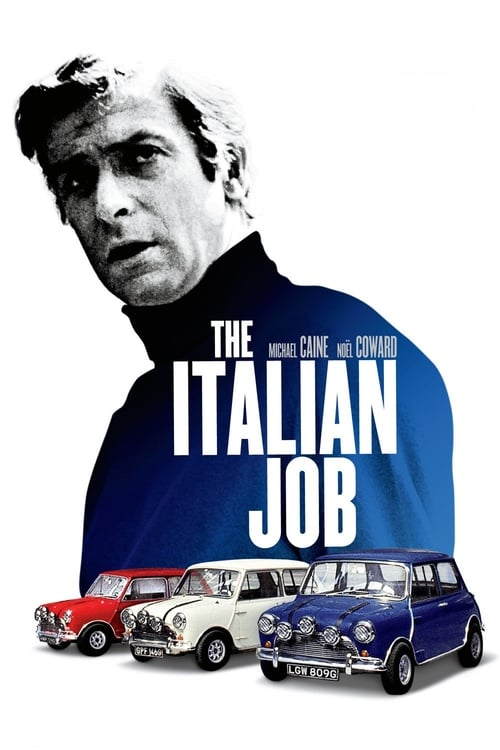 Download The Italian Job (1969) Full Movie
