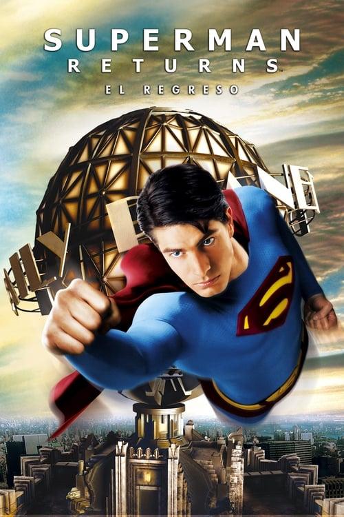 Mira La Película Superman Returns: El regreso En Español En Línea
