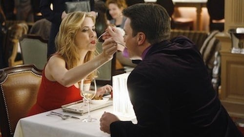 castle - Season 2 - Episode 22: Food to Die For