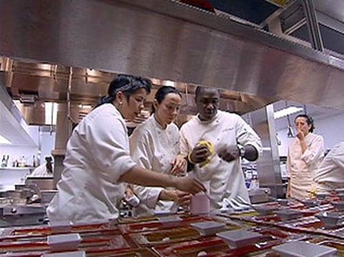 Top Chef: Season 2 – Épisode Social Service