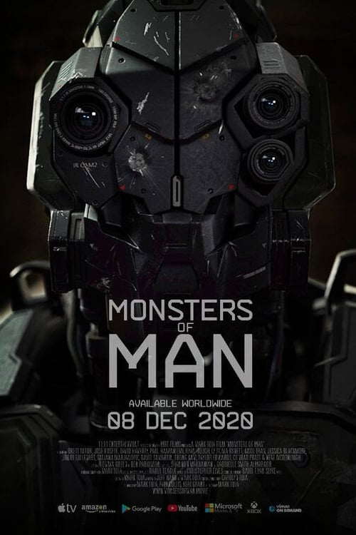 Monsters of Man Where