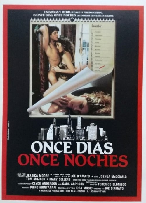 Ver Once dias, once noches En Línea