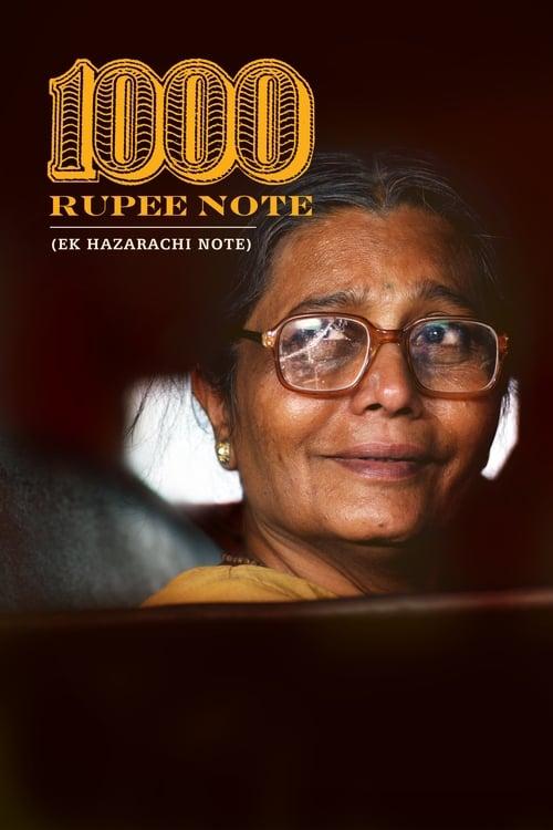 Watch 1000 Rupee Note online
