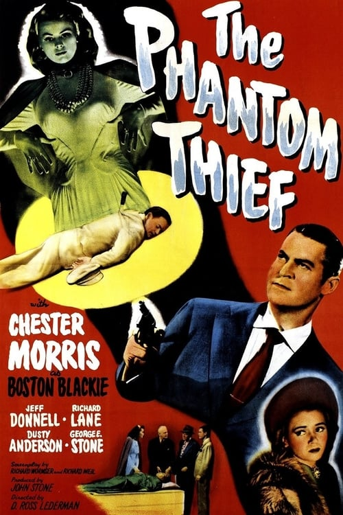 Assistir The Phantom Thief Online