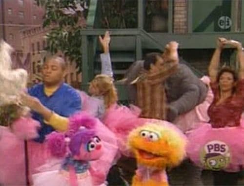 Sesame Street 2007 Bluray 1080p: Season 38 – Episode The Tutu Spell