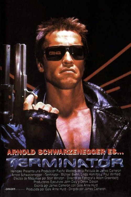 The Terminator pelicula completa