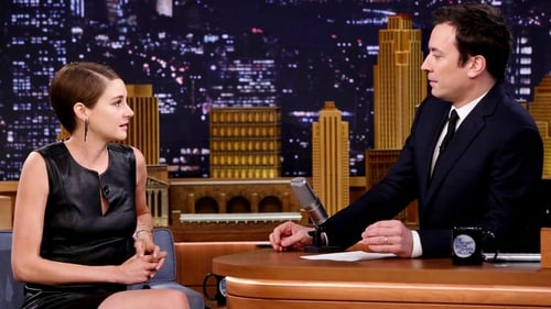 The Tonight Show Starring Jimmy Fallon: Season 1 – Episode Shailene Woodley, Artie Lange, Beck