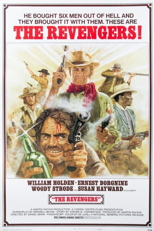 Watch The Revengers (1972) Best Quality Movie