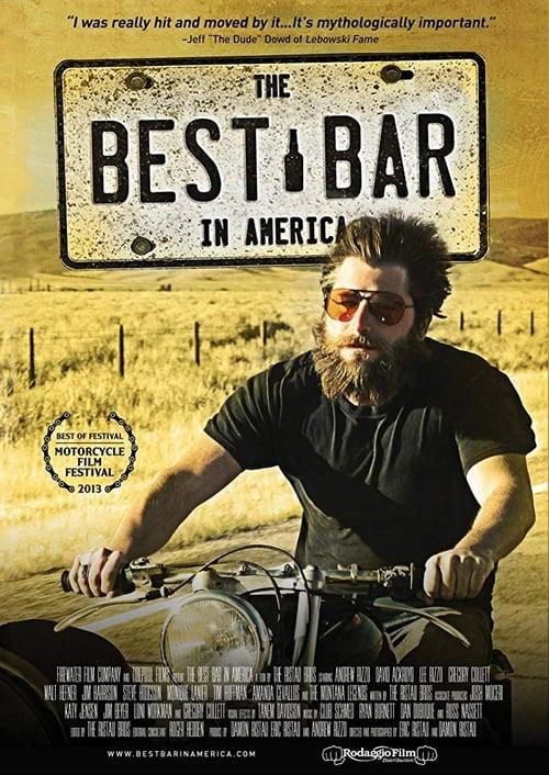 The Best Bar in America