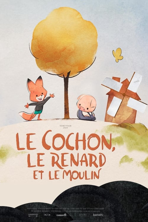 ★ Le cochon, le renard et le moulin (2019) streaming vf
