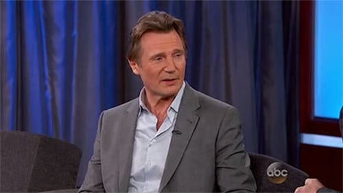Jimmy Kimmel Live 2014 Streaming: Season 12 – Episode Liam Neeson, Dave Salmoni, Josh Groban