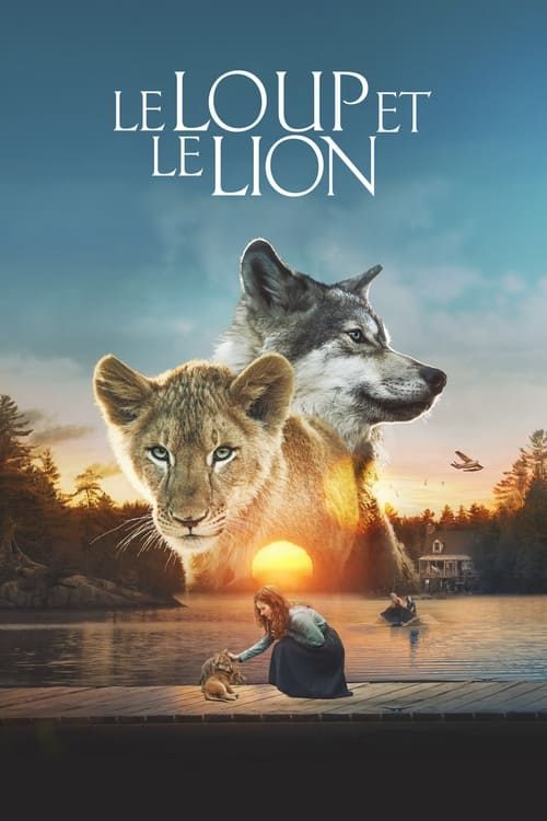 The Wolf and the Lion (2021) Poster