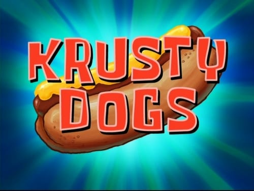 Spongebob Squarepants 2010 Hd Tv: Season 7 – Episode Krusty Dogs