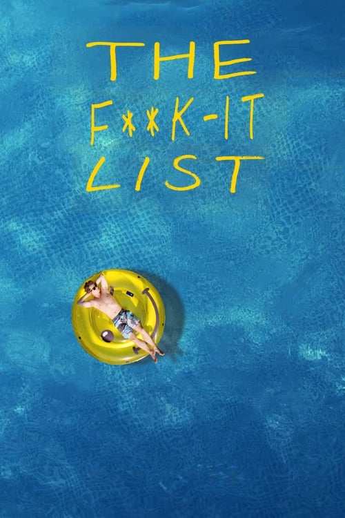 The F**k-It List - Poster