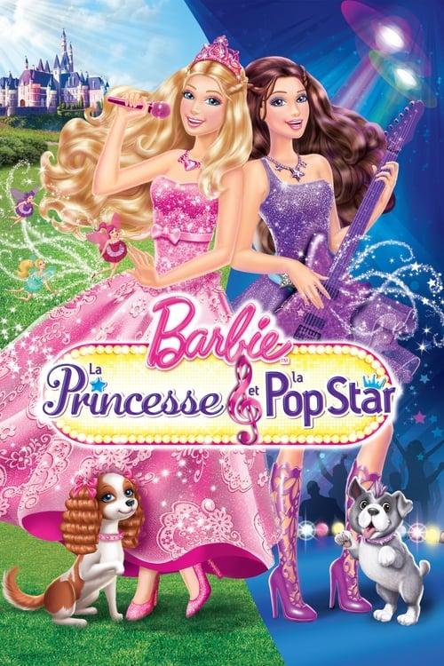 Barbie : La Princesse et la popstar (2012)