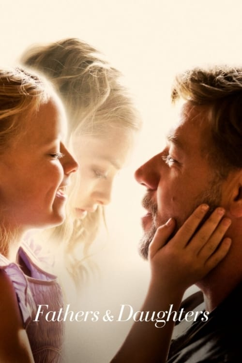 The poster of Fathers and Daughters