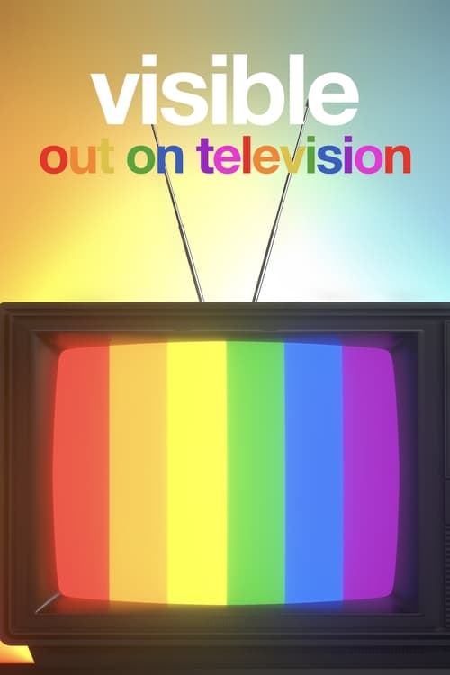 Visible: LGBTQ on Television - Poster