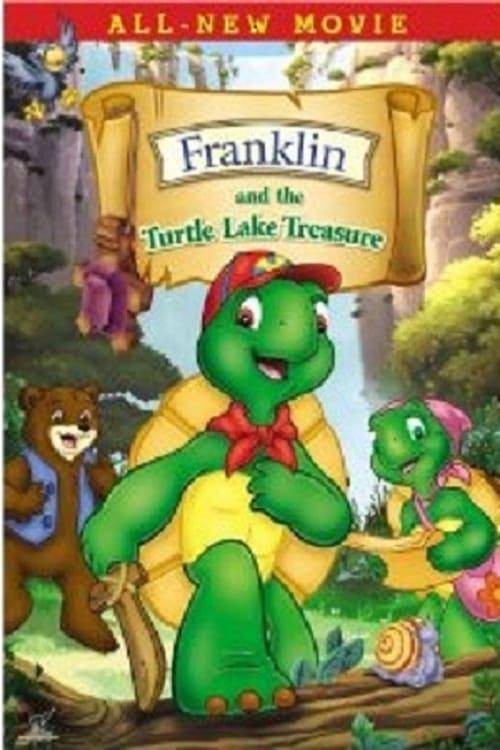Largescale poster for Franklin et le trésor du lac
