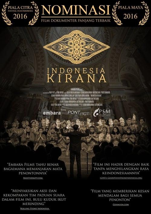 Get in Tune: Indonesia Kirana (2016)