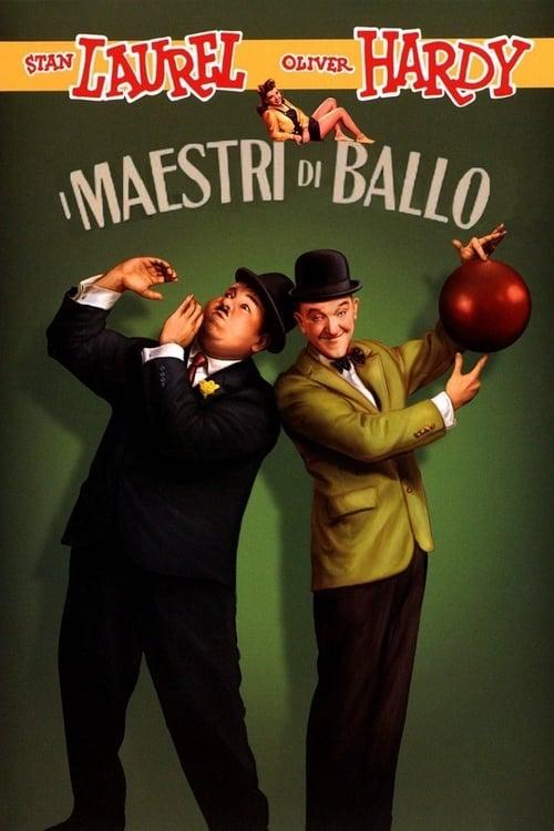 I Maestri di Ballo (1943)