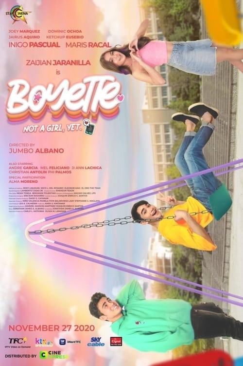 Boyette: Not a Girl Yet