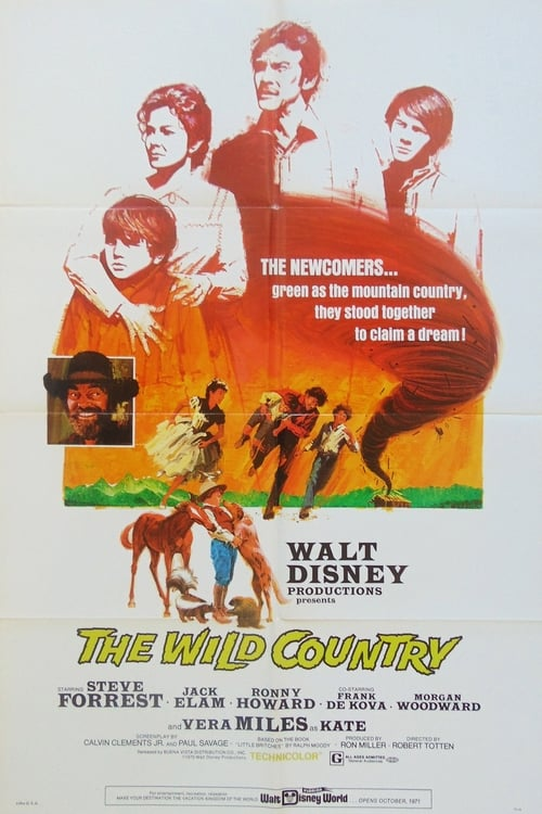 The Wild Country