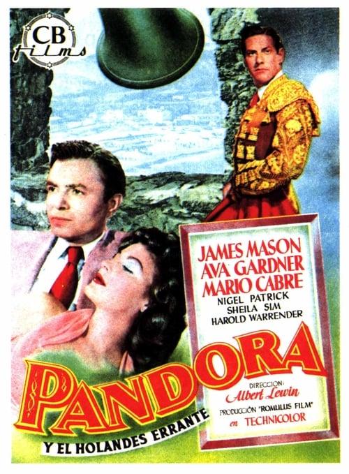 Mira La Película Pandora y el holandés errante En Buena Calidad Gratis