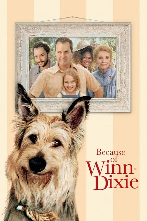 Watch Because of Winn-Dixie (2005) Movie Free Online