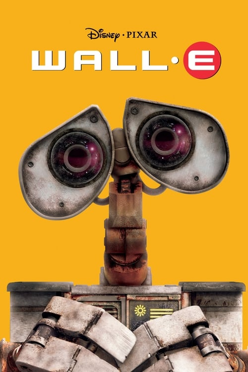 Streaming WALL·E (2008) Movie Free Online