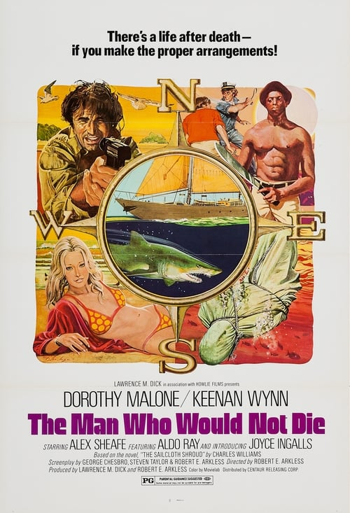 The Man Who Would Not Die (1975)