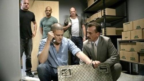 Prison Break - Season 4 - Episode 9: Greatness Achieved
