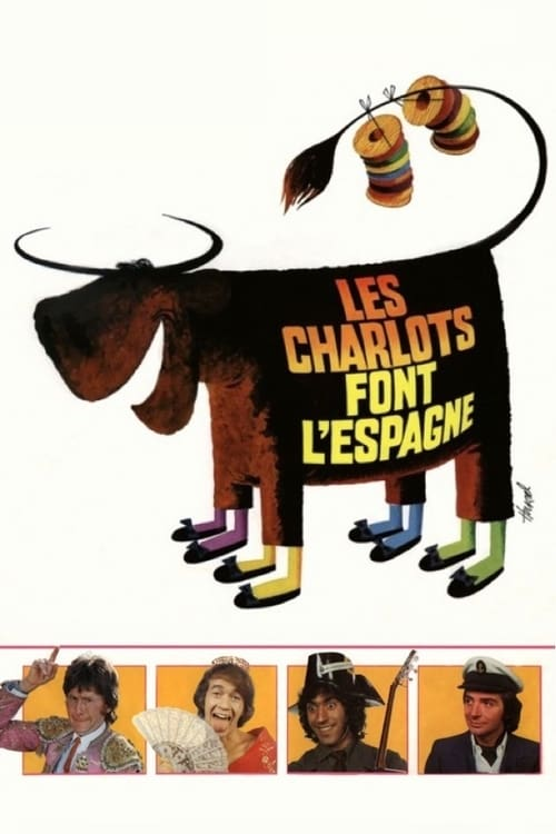 Charlots Go to Spain (1972)