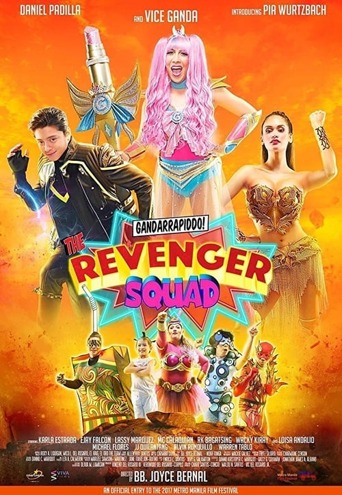 Without Signing Up Gandarrappido!: The Revenger Squad