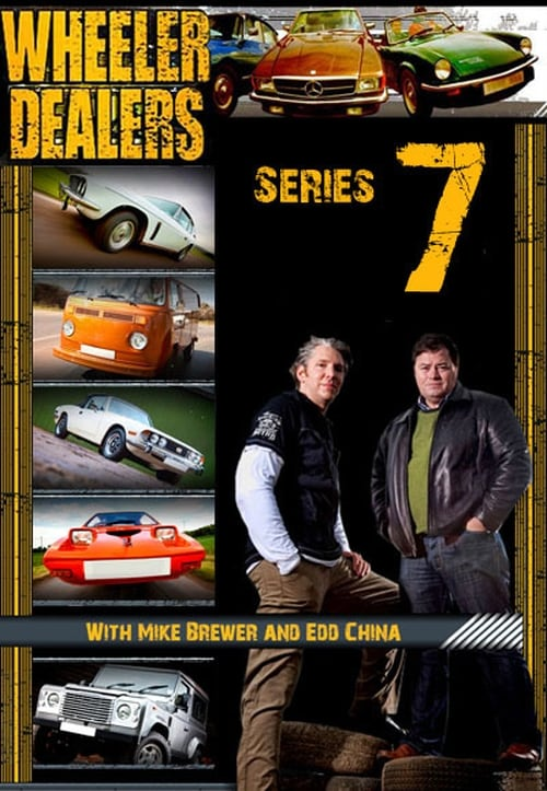 Wheeler Dealers: Season 7