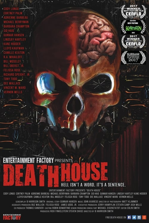 Watch Death House online