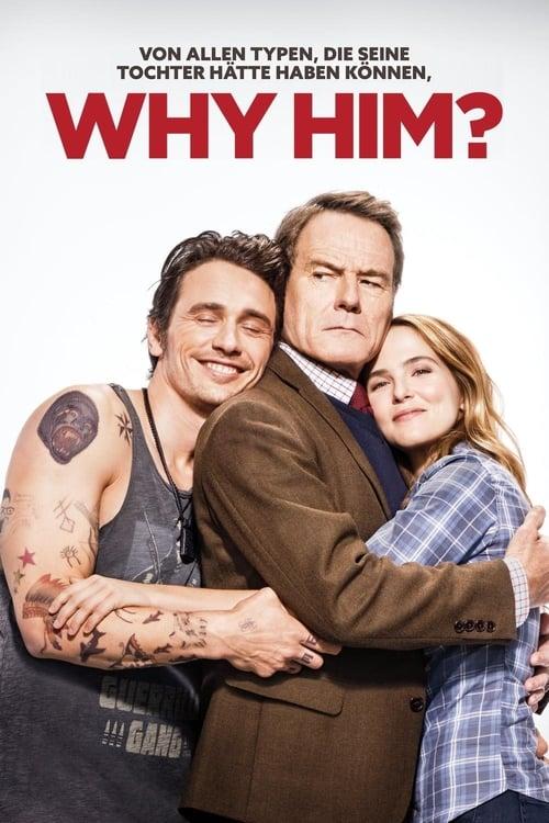 Why Him? - Komödie / 2017 / ab 12 Jahre