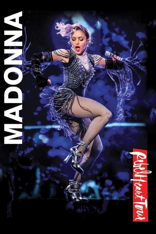 Filme Madonna: Rebel Heart Tour Dublado Em Português