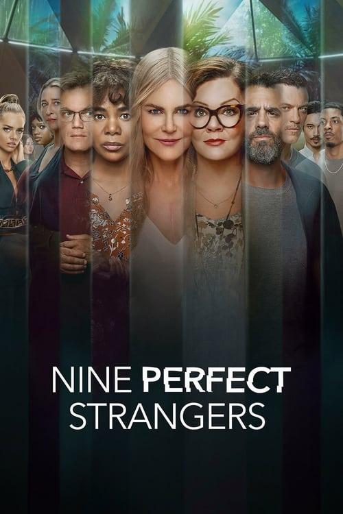 Nine Perfect Strangers - Poster