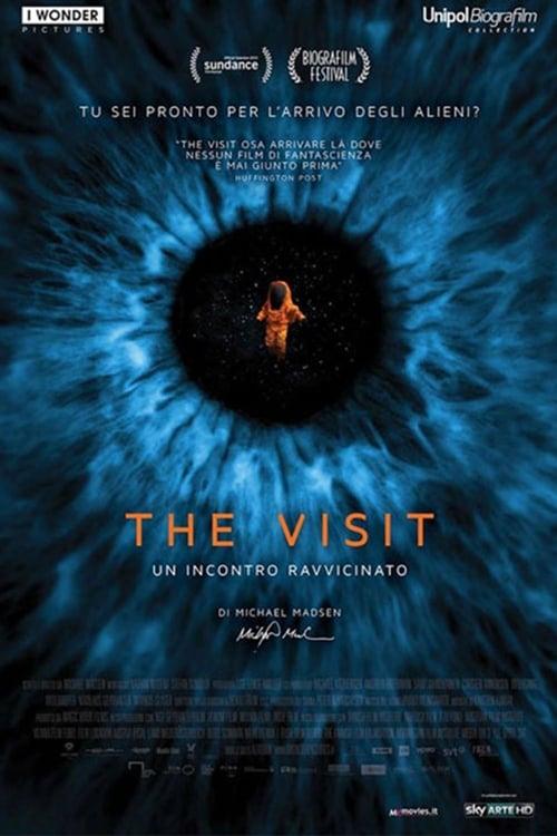 The Visit - Eine außerirdische Begegnung - Poster