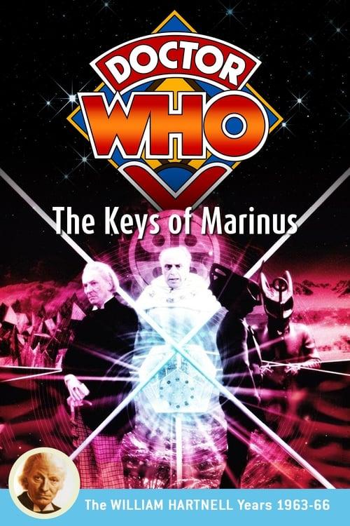 Elokuva Doctor Who: The Keys of Marinus Ilmainen Online