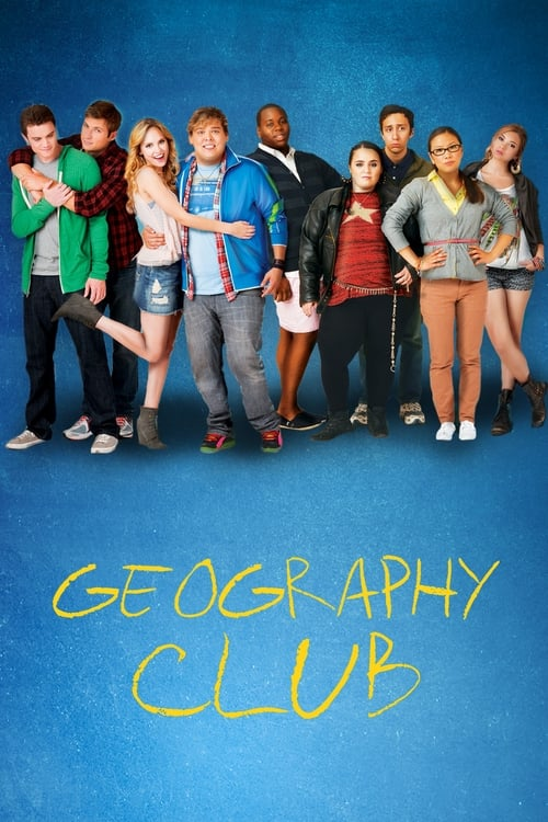 Largescale poster for Geography Club