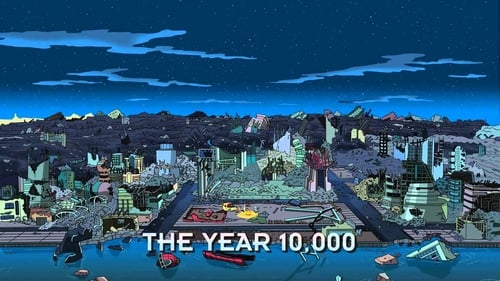 Futurama - Season 6 - Episode 7: The Late Philip J. Fry