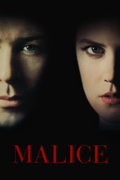 Malice - Poster