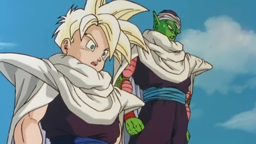 Dragon Ball Z Kai: Season 4 – Episode The Opening Round Is Concluded! Gokus Moment of Decision!