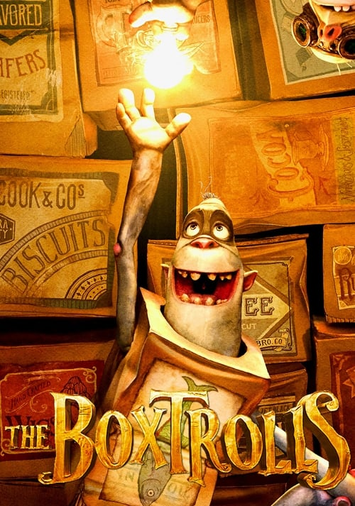 Download The Boxtrolls (2014) Movie Free Online