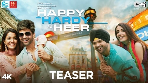 Happy Hardy And Heer (2020) Bollywood Full Movie Watch Online Free Download HD